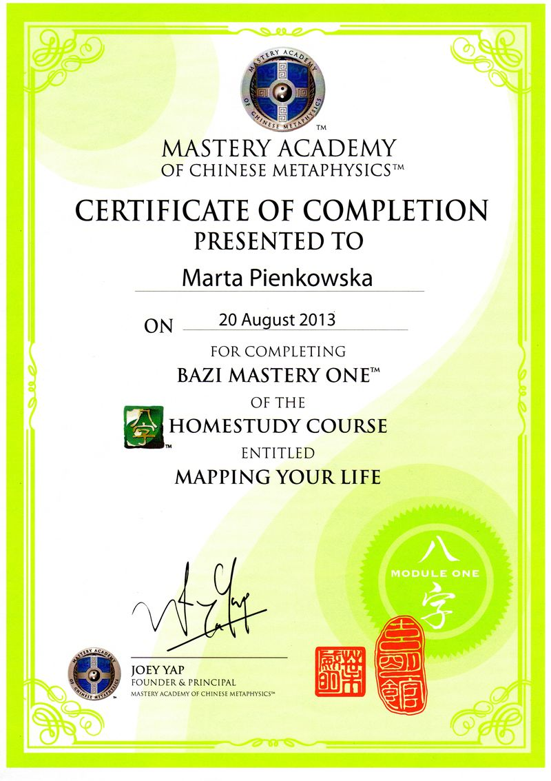 Bazi Mastery One - Mapping Your Life